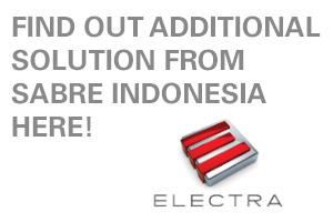 Dapatkan Solusi Tambahan dari Sabre Indonesia di sini!