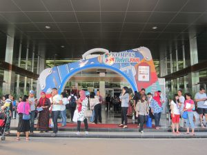 Kompas Travel Fair 1