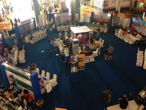 SilkAir Travel Fair Makassar