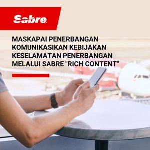 sabre rich content